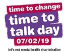 News: Time to Talk Day 2019