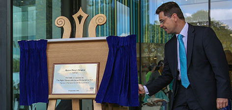 News: QMH opening ceremony