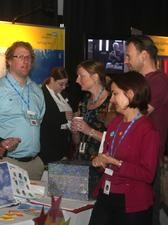 1. Staff and visitors at the 2011 Annual Members' Meeting