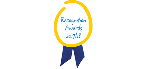 Recognition Awards 2017/2018