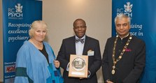 Royal College of Psychiatry Awards 2009 (Dr Okocha)