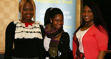 Students from Shooters Hill Campus