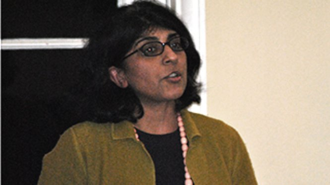 Khalida Ismail: Diabetes and Psychiatry (Video file)